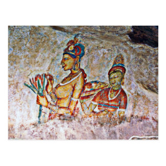 Lion's Rock Art Postcard