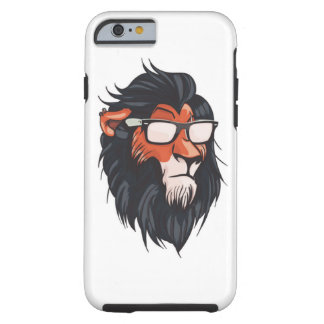 Lion's swag tough iPhone 6 case