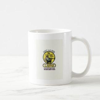 Lions The last race Basic White Mug
