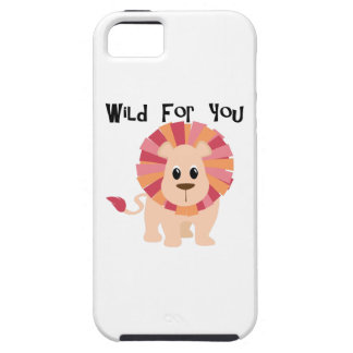 LionWild For You iPhone 5 Covers