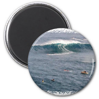 Lip and Jaws magnet