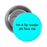 lip reader pins