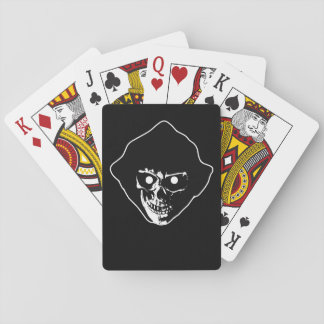 LIP REAPER HEAD_3_CARDS PLAYING CARDS