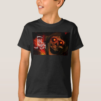 LIP REAPER HEAD BOYS T_5 T-Shirt