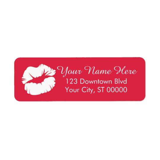 Lip Return Address Labels