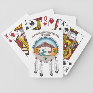 Lipan Apache Tribe of Texas Deck Playing Cards
