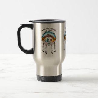 Lipan Apache Tribe Stainless Steel 15oz Travel Mug