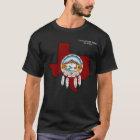 Lipan Apache Tribe Texas Men's Basic Black T-Shirt