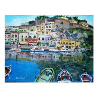 Lipari - Postcard