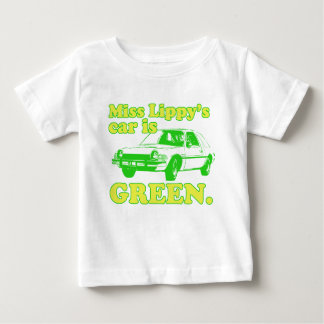 Lippy Car Baby T-Shirt