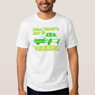 Lippy Car Tee Shirts