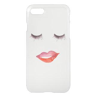 Lips and Eyelashes iPhone 8/7 Case