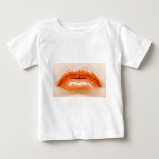 lips-closed-color-2011-0003-Edit Baby T-Shirt