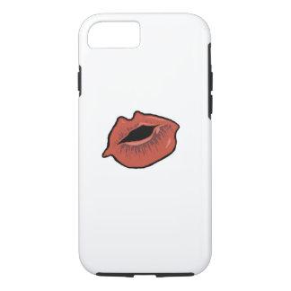 Lips Design iPhone tough case