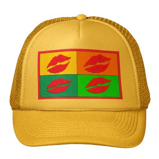 Lips Hat