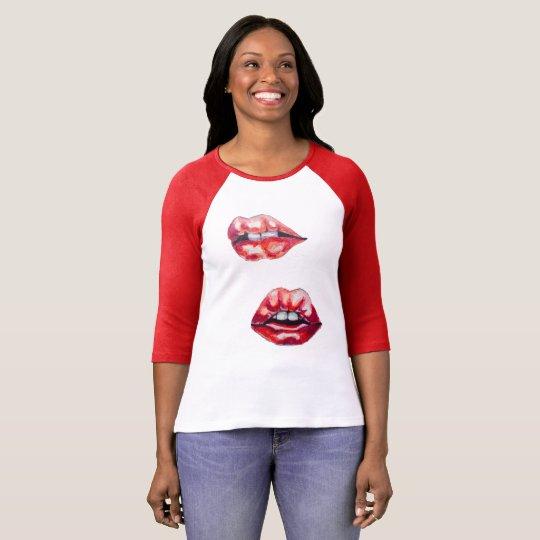 lips lips T-Shirt