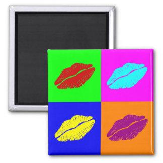 lips'  magnet