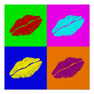 lips'  poster