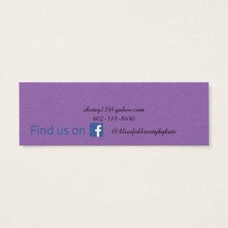 Lipsense Mini Business Card