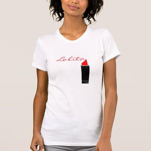 Lipstick Lolita Tshirt