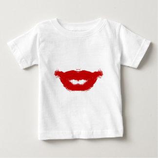 Lipstick Smudge on Tissue Baby T-Shirt