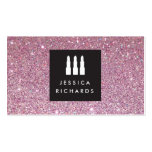 Lipstick Trio Logo for Freelance Makeup Artist III Double-Sided Standard Business Cards (Pack Of 100)