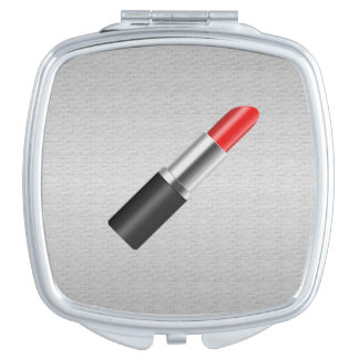 Lipstick. Vanity Mirror