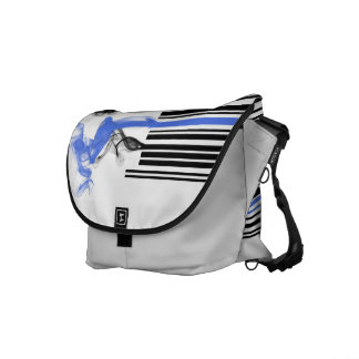 Liquid Barcode Courier Bags