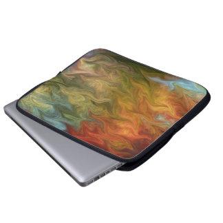 Liquid bliss Electronics Bag Computer Sleeve