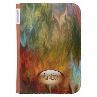 Liquid bliss personalized Caseable Case Kindle Covers