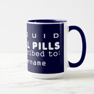 LIQUID CHILL PILLS mugs - choose style