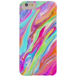 Liquid Color Neon Barely There iPhone 6 Plus Case