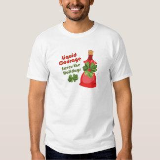 Liquid Courage Tee Shirts
