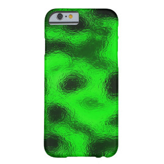 Liquid Emerald Green Custom iPhone 6 Case