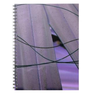 liquid foliage notebooks