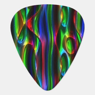 Liquid Glass Guitar Pick