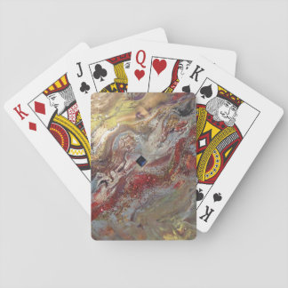 Liquid Gold Playing Cards