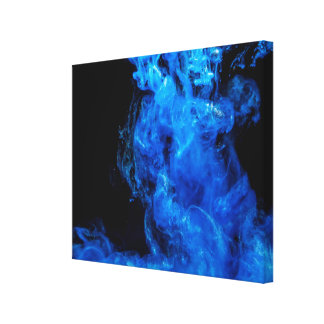 Liquid Ink in Water Series 2 Canvas Prints