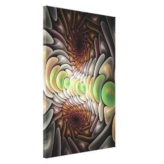 Liquid Magic wallart Stretched Canvas Prints