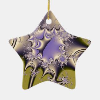 Liquid Metal Christmas Ornament