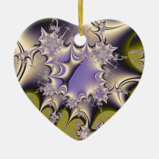 Liquid Metal Christmas Ornament
