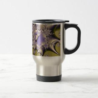 Liquid Metal Travel Mug
