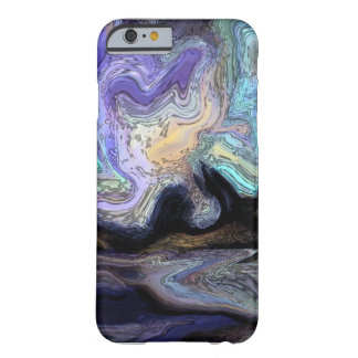 Liquid motion graphics barely there iPhone 6 case