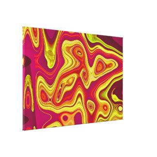 liquid pattern mf canvas prints