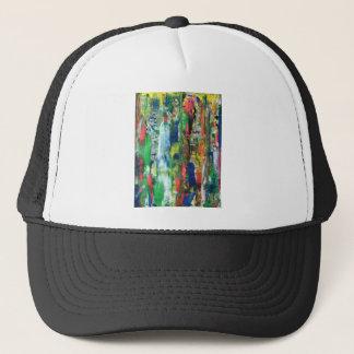 liquid pollution from rockface trucker hat