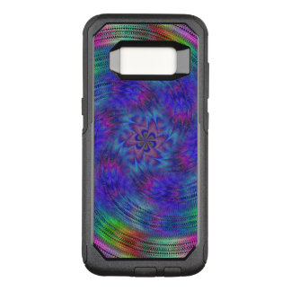 Liquid rainbow OtterBox commuter samsung galaxy s8 case