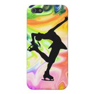 LIQUID RAINBOW & SKATER CASE FOR iPhone 5/5S