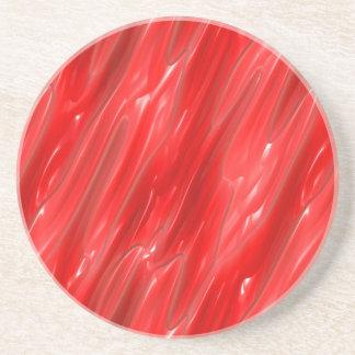 Liquid Red Coaster
