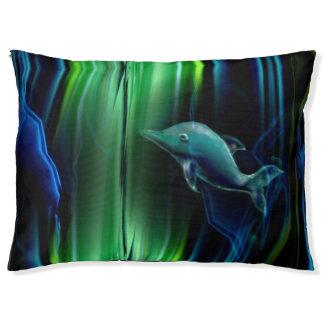 Liquid Vibrations Dolphin Neon