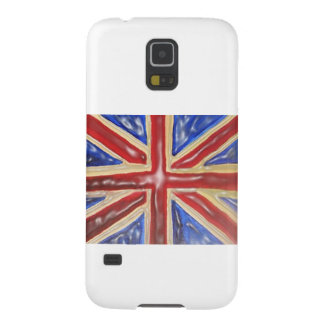 Liquified Union Jack Galaxy S5 Cases